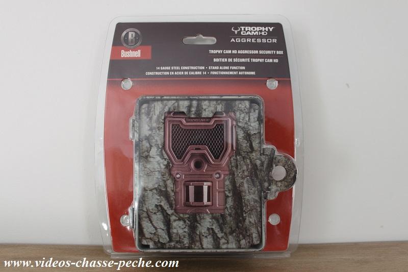 Caisson sécurité Bushnell Trophy Cam Aggressor