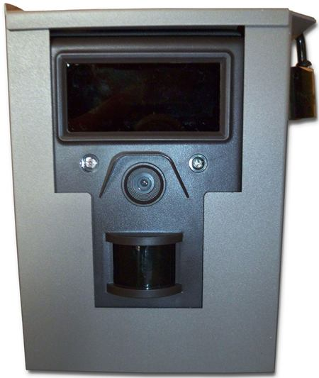 Caisson antivol Bushnell Trophy Cam security