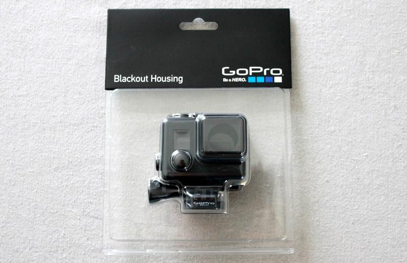 GoPro blackout