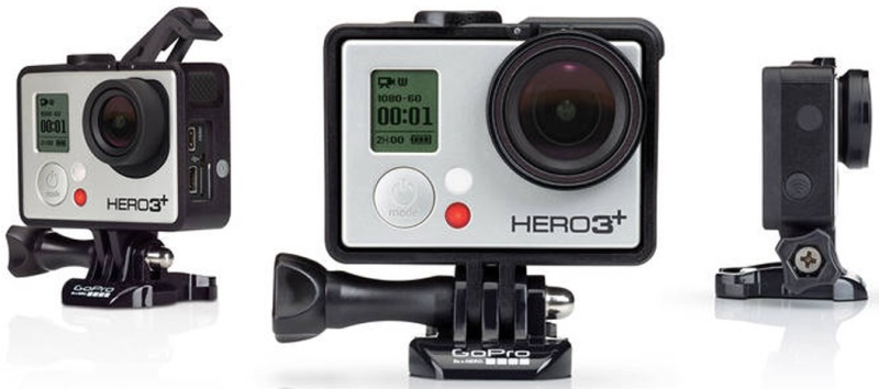 The Frame GoPro