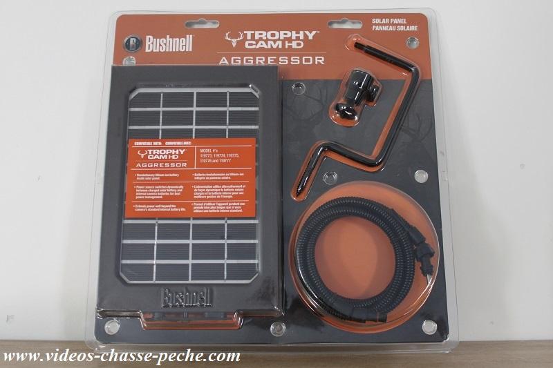 Panneau solaire Bushnell Aggressor 119756C