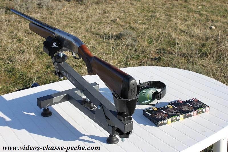 Balles fusil sauvestre le test - Fabrication glue pour chasse ...