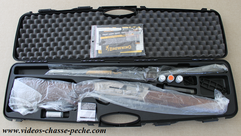 Browning Maxus Ultimate Partridges