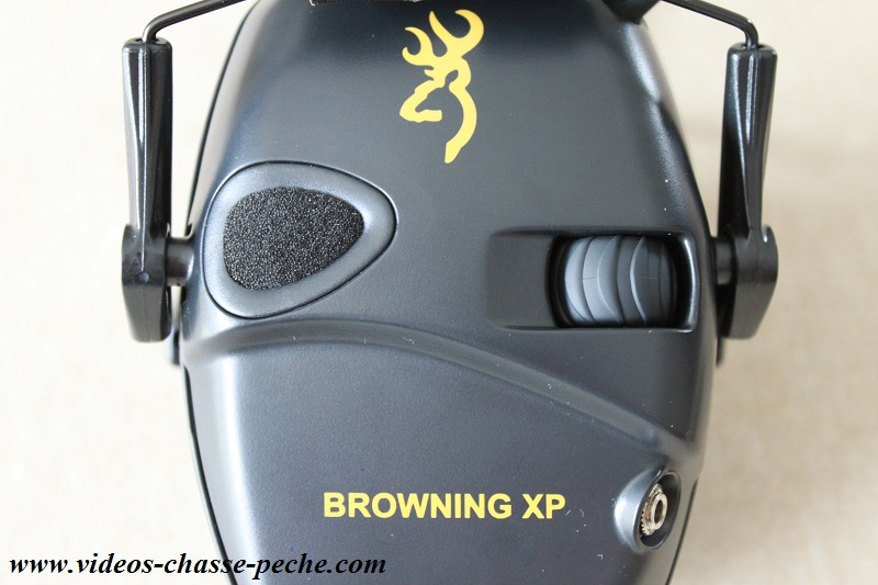 Casque Browning