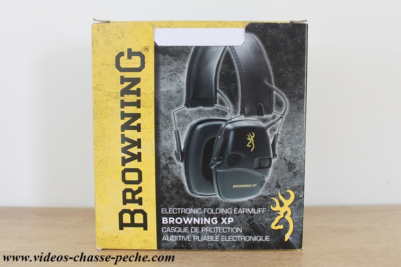 Browning Xtra Protection (XP)