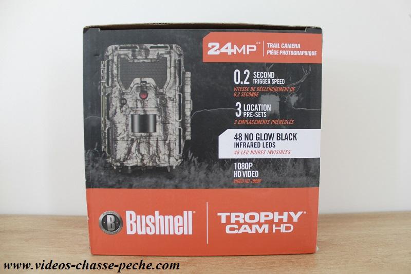 Bushnell Trophy Cam Aggressor No Glow 119877