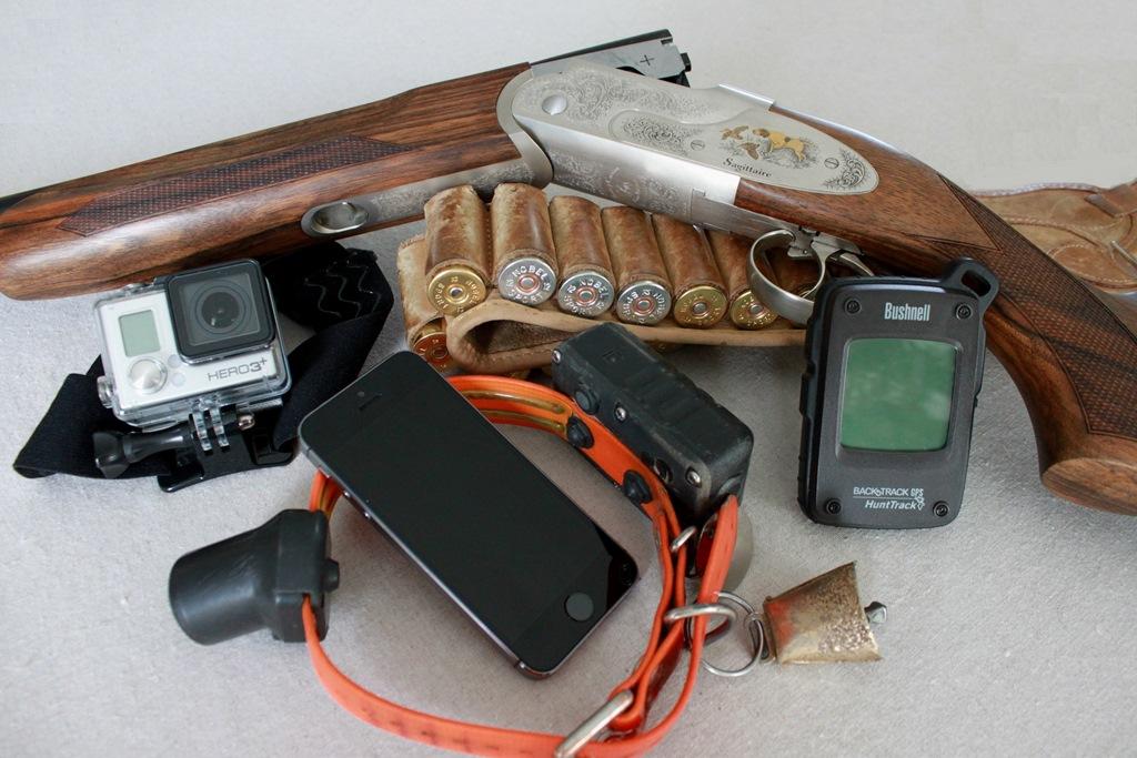 Equipement du chasseur moderne - Equipement de chasse ...
