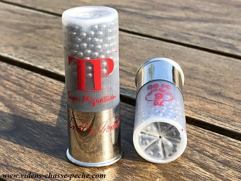 Cartouche Super Mig Tunet Premier (TP)