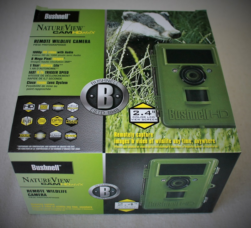 Bushnell NatureView HD Max