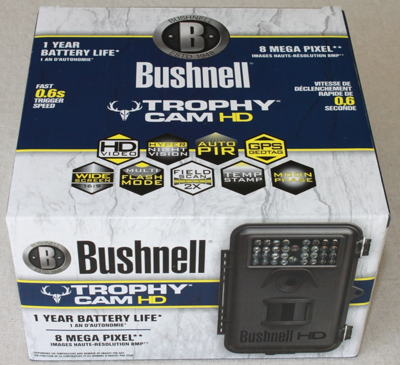 Bushnell Trophy Cam HD Max