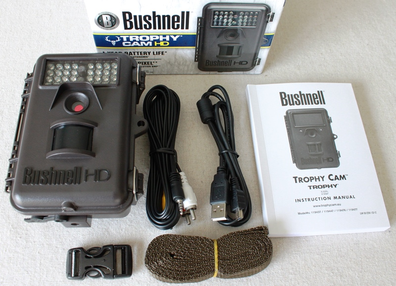 Bushnell Trophy Cam HD 2012