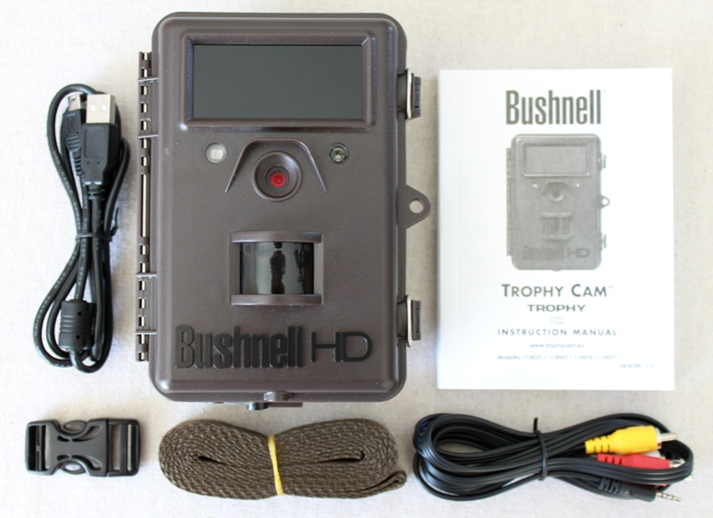 Bushnell Trophy Cam HD Max 119577