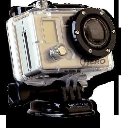Caméra embarquée GoPro HD