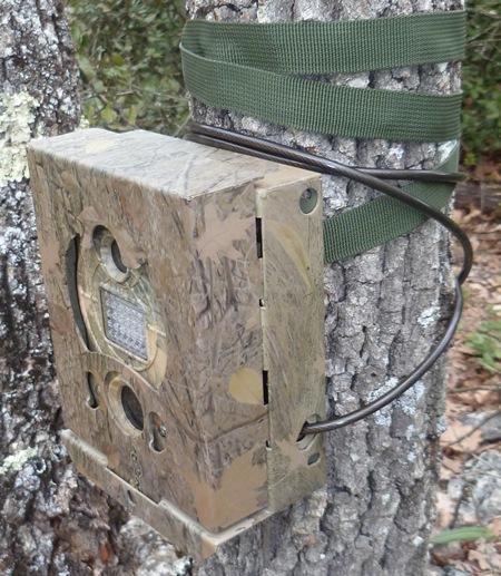 Spypoint IR 5 caisson anti vandale