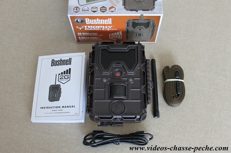 Bushnell Trophy Cam Wireless 119598
