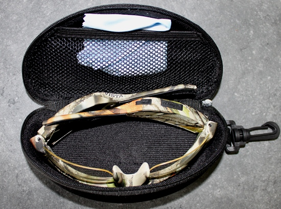 65aae837cafcd1 Camsports Natureye - Lunettes caméra embarquée HD chasse