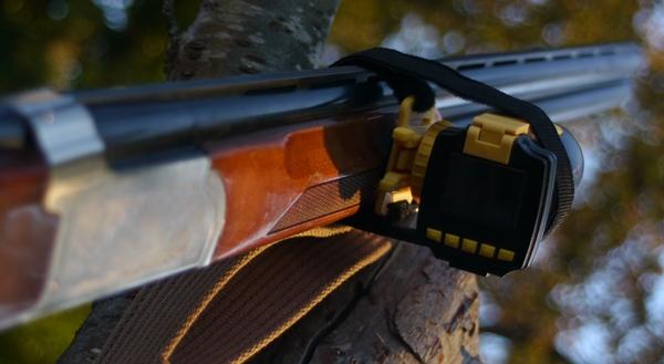 Caméra chasse HD Oregon ATC9K sur fusil