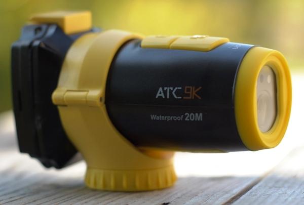 Caméra embarquée HD Oregon ATC9K