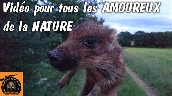 Amoureux de la nature