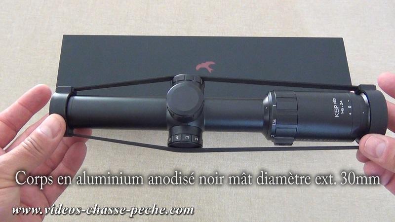 Kite Optics KSP HD 2, 1-6x24